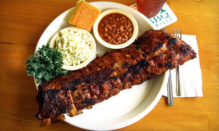Park Avenue BBQ & Grille - Multiple Locations: $10 for $20 Worth of Award-Winning Barbecue at Park Avenue BBQ & Grille