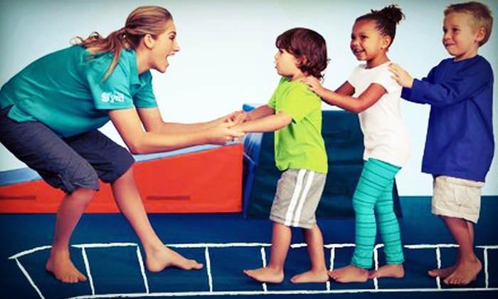 The Little Gym - Greensboro: Membership Packages with One Month of Classes, One Week of Camp, or a Birthday Party at The Little Gym (Up to 53% Off)