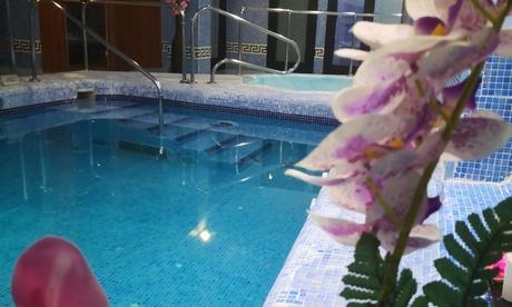 Circuito spa para 2 personas con opción a masaje relajante en Aquabody Wellness & SPA (hasta 50% de descuento)