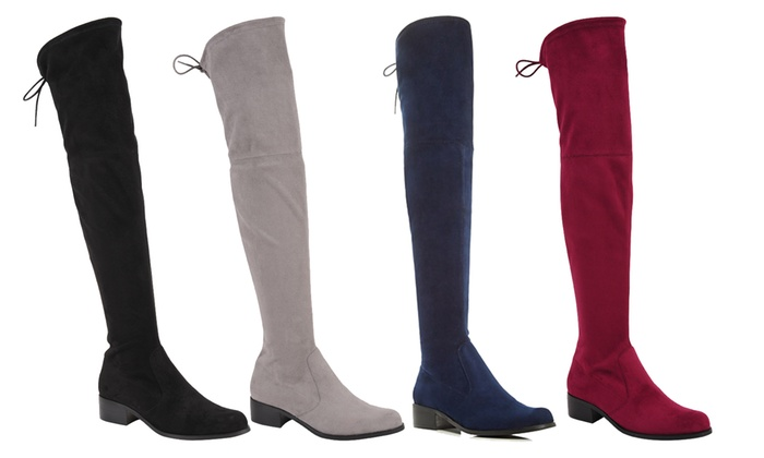 Charles by Charles David Gunter Women's Over-the-Knee Boot