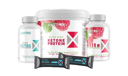 Matrix Elite Ketone Bundle