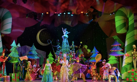 Cirque Dreams Holidaze on Saturday, December 7, at 3 p.m. or 7:30 p.m.