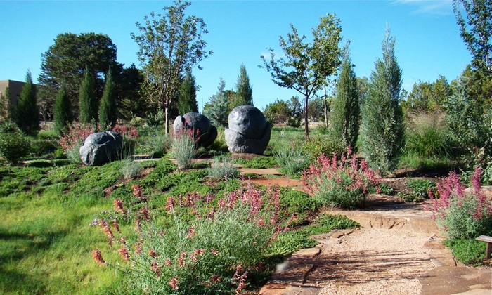 Santa Fe Botanical Garden Santa Fe Botanical Garden Groupon