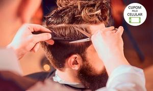 Barbearia Fernandes: Corte de cabelo com máquina ou tesoura e/ou retirada ou modelagem de barba na Barbearia Fernandes – Boa Viagem