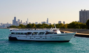 Sunset or Late Night Cruise on the Anita Dee 1: Sunset or Late-Night Cruise on Saturday, May 21, at 6 p.m. or 11 p.m.
