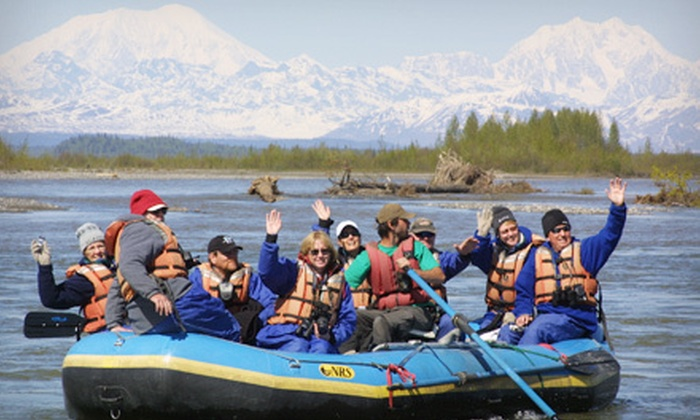 Talkeetna River Guides - Talkeetna River Guides: Two-Hour Natural-History Floating Tour for Two or Four from Talkeetna River Guides (Up to 53% Off)