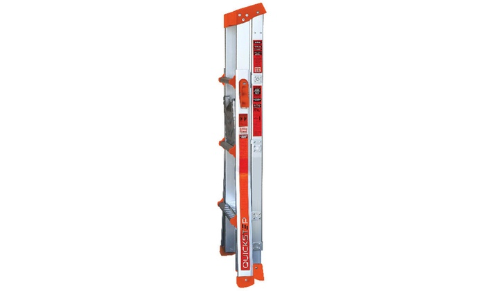 Up To 7 Off On Little Giant Stepladder Groupon Goods