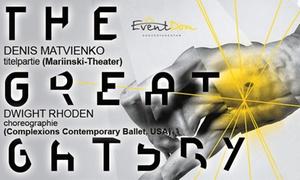 Ballett: The Great Gatsby: The Great Gatsby – die Erfolgsgeschichte als Ballettim November in Berlin, Hamburg und Frankfurt (bis zu 43 % sparen)