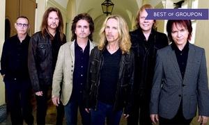 Styx/REO Speedwagon with Don Felder – Up to 63% Off Concert at United We Rock: Styx/REO Speedwagon with Don Felder, plus 6.0% Cash Back from Ebates.