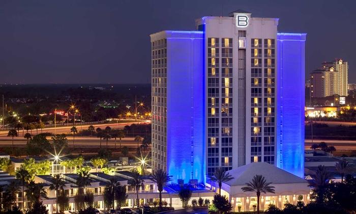 Stylish 4-Star Resort near Downtown Disney® Area