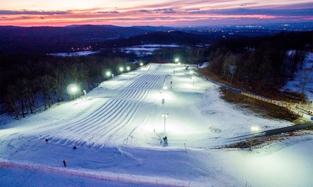 Four-Hour Snow Tubing Pass for Two Four at Iron Valley Tubing (Up to 34% Off)