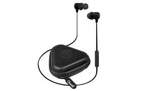 OontZ BudZ 2 Waterproof Wireless Bluetooth Headphones with Mic
