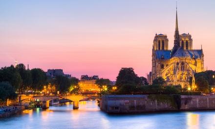Paris : chambre double/triple/quadruple Confort avec petit-déjeuner