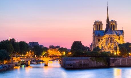 París: habitación confort doble, triple o cuádruple de 2 a 4 personas con desayuno en Hotel de France Gare de Lyon
