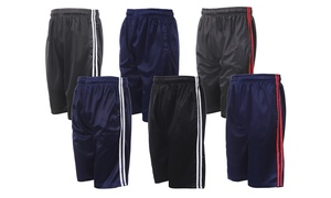 Men's 3-Pocket Tricot Performance Shorts