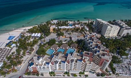 3-Night All-Incls. Privilege Aluxes Isla Mujeres Stay w/Air from Travel By Jen. Price/Person Based on Double Occupancy 8a0b5fe3-e170-48c4-8cbd-d784b0d8edbd