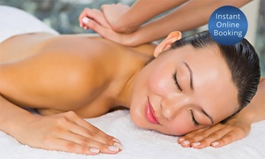 Heaven on earth Medispa: $39 for a One-Hour Massage or $49 to Include Infrared Sauna Package at Heaven on Earth Medispa (Up to $107 Value)