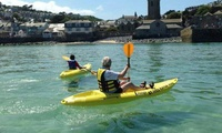 One-Hour Kayaking Session for One or Two at St Ives Boat Rides (Up to 47% Off)