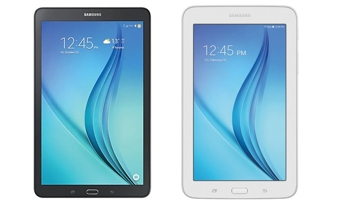 Up To 48% Off on Samsung Galaxy Tab E 8