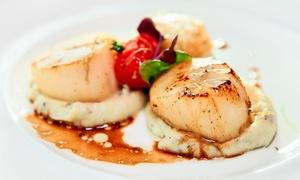 Restaurant Carpe Diem: 4-gangenmenu bij gastronomisch restaurant Le Carpe Diem vanaf 49,99 € voor 2 of 4 pers.