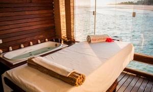 Le Relais de Marambaia Spa: Day spa com 5 procedimentos + piscina e sauna para 1, 2 ou 4 pessoas no Le Relais de Marambaia Spa – Barra de Guaratiba