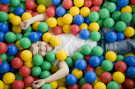 $4 for $8 Worth of Products — Bounce About Inflatable Playground