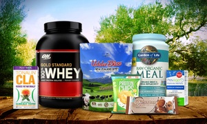 40% Off Health Food and Supplements at Hi-Health, plus 9.0% Cash Back from Ebates.