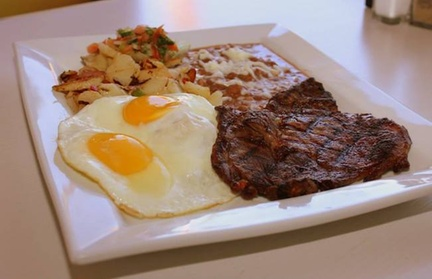 American Food at Jovi's Diner (Up to 40% Off). Two Options Available