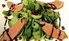 Panaelme - Hamburg: 3-Gänge-Menü mit Fleisch oder Fisch für 2 oder 4 Personen im Restaurant Panaelme (bis zu 45% sparen*)