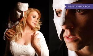 """Phantom der Oper: 2 Tickets für """"Phantom der Oper"""" mit Weltstar Deborah Sasson in Nürnberg, Krefeld, Hamburg und Kiel (bis zu 37% sparen)"""