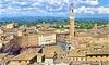 Siena: 1-7 Nächte im 2-Raum-Apartment