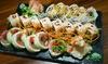 Zestaw sushi: nawet 68 kawałki