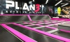Up to 49% Off Jump Passes at Planet 3 Extreme Air Park - Duluth