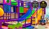 Fantasy Park – Atrium Shopping - Santo André: Fantasy Park – Atrium Shopping: até R$80 de crédito + bônus para os brinquedos do parque