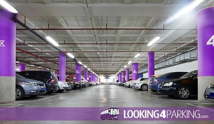 Fino al 30% su più di 400 parcheggi