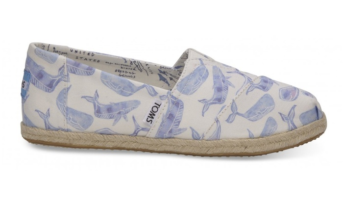pretty nice c5b1d 57224 Up To 31% Off TOMS Drizzle Shoes   Groupon