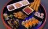 Sushi-Platte inkl. Suppe für Zwei