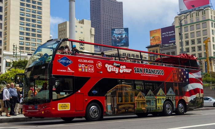 City Sightseeing San Francisco - Up To 14% Off - San Francisco, CA | GrouponConcerts & Live Events · Local, Goods & Getaways · Find Deals Near You · 1 Billion Groupons SoldTypes: Beauty & Spa, Food & Drink, Travel.