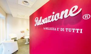 Pulsazione Italia - Pressoterapia: Pulsazione Italia - 10 sedute di pressoterapia in 15 sedi (sconto 80%)