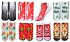 One Set of 3D Printed Socks