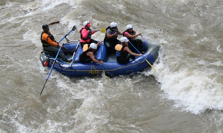 Rafting Tour for Four, Six, or Eight, or Salmon Rafting Trip from H2O Idaho (Up to 39% Off)