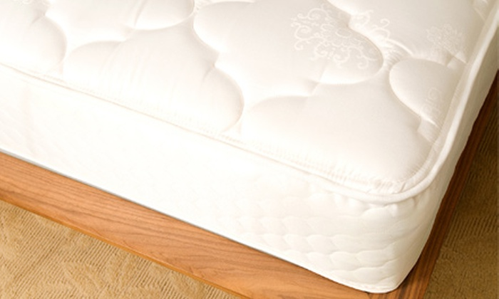 Sleep Zone - Ewing: Twin-, Full-, Queen-, or King-Size Memory-Foam, Orthopedic-Firm, or Pillow-Top Mattress at Sleep Zone (Up to 61% Off)