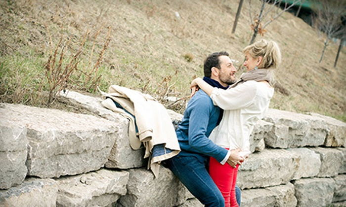Vaida Pociute Photography - Downtown Toronto: $69 for One-Hour Outdoor Photo Shoot Package with Five Web Images at Vaida Pociute Photography ($325 Value)