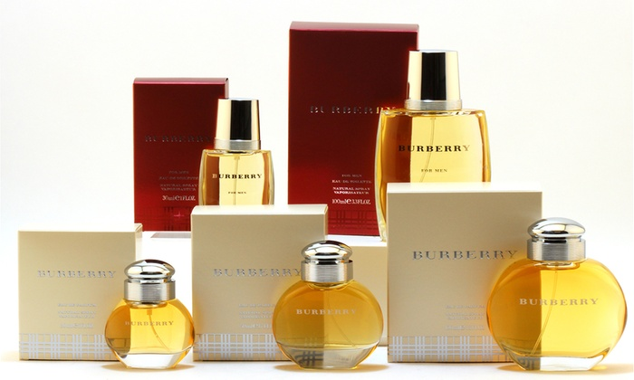 Up To 53 Off On Burberry Classic Fragrances Groupon Goods