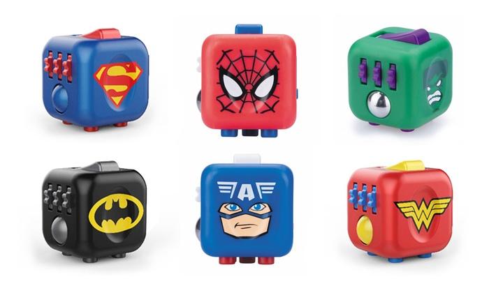 Fidget Cube Marvel Antsy Labs
