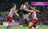 Groupon Exclusive: First Utility Super League Grand Final 2016, Old Trafford (Up to 30% Off*)