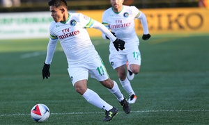 New York Cosmos: New York Cosmos Soccer (May 22 or May 28)