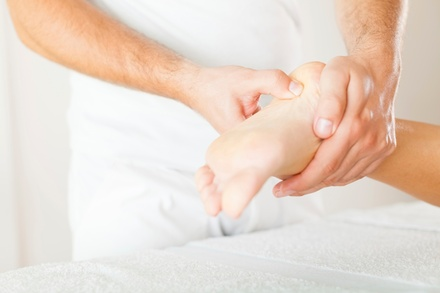 One, Two, or Three Reflexology Treatments at Eternal Spring Natural Health Center (Up to 56% Off)