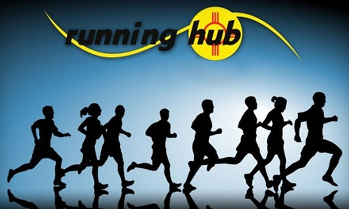 The Running Hub - Santa Fe: $25 for $50 Worth of Merchandise at The Running Hub in Santa Fe