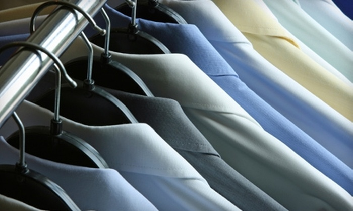 Martinizing Dry Cleaning - Multiple Locations: $20 for $40 Worth of Dry-Cleaning Services at Martinizing Dry Cleaning